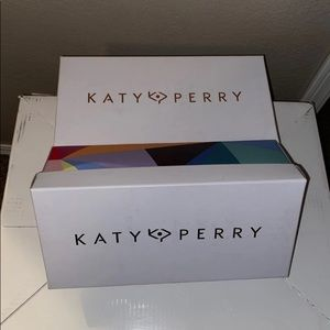 Katy Perry sno cone sandals